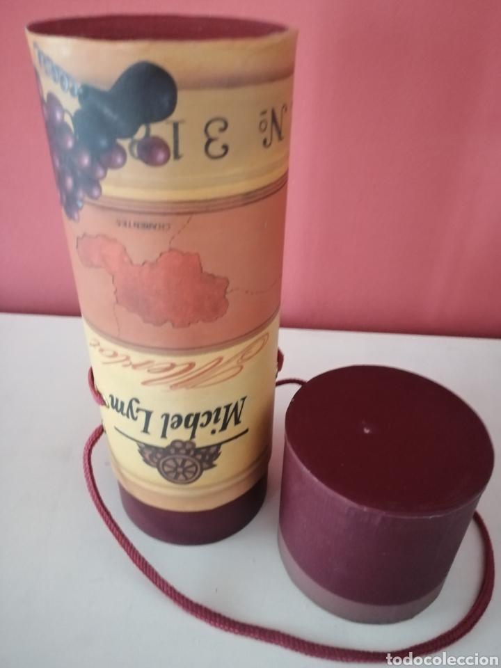 Cajas y cajitas metálicas: Caja de botella de vino - Foto 4 - 180115600