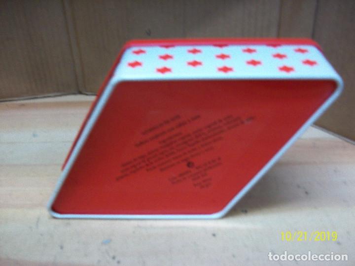 Cajas y cajitas metálicas: CAJA ROMBOIDAL DE ANIS EL MONO - Foto 3 - 180340072