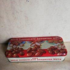 Cajas y cajitas metálicas: CADBURY - CHOCOLATE. Lote 180447877