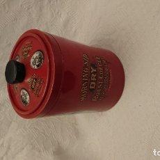Cajas y cajitas metálicas: ANTIGUO BOTE MORNING SIP ROAST COFFEE PHILADELPHIA. Lote 180514350