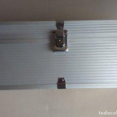 Cajas y cajitas metálicas: CAJA METÁLICA TIPO COFRE. 35 X 10 X 12,5 CENTIMETROS.. Lote 181498777