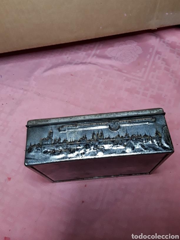 Cajas y cajitas metálicas: Caja de chapa con relieves - Foto 6 - 181504232