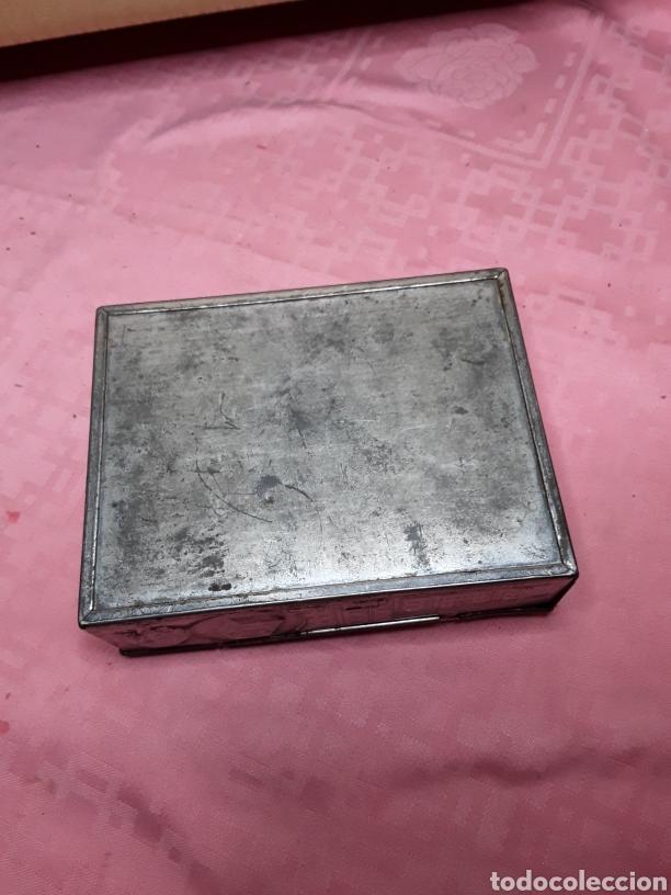 Cajas y cajitas metálicas: Caja de chapa con relieves - Foto 8 - 181504232