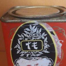 Cajas y cajitas metálicas: CAJA LATA COLECCIONABLE DE TE TWININGS. Lote 183654582