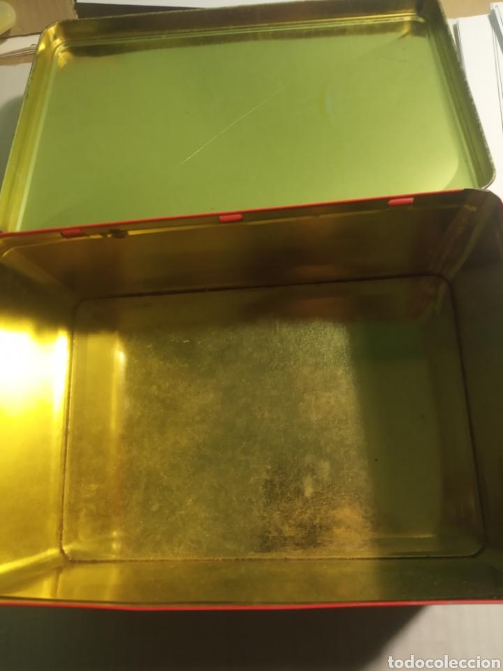 Cajas y cajitas metálicas: Colacao lata - Foto 2 - 189170922