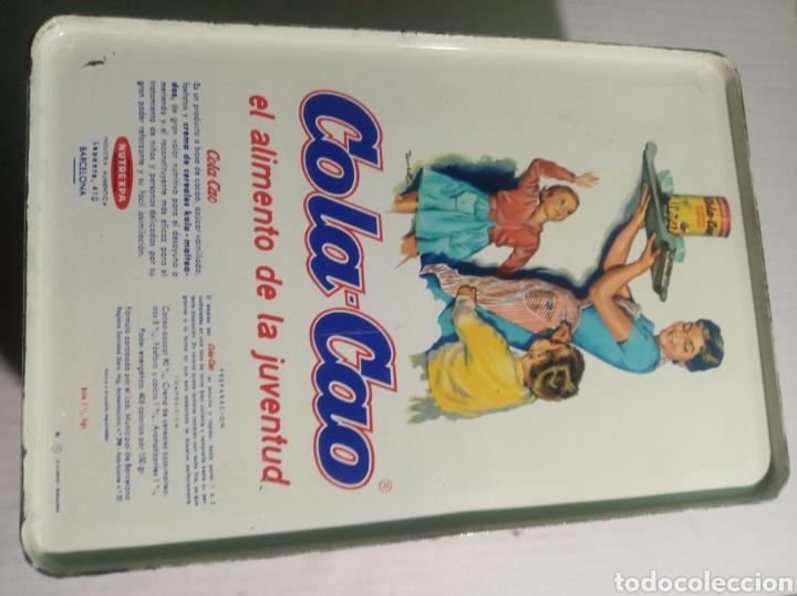 Cajas y cajitas metálicas: Colacao lata - Foto 7 - 189170922
