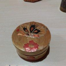 Cajas y cajitas metálicas: CAJITA. Lote 189496822