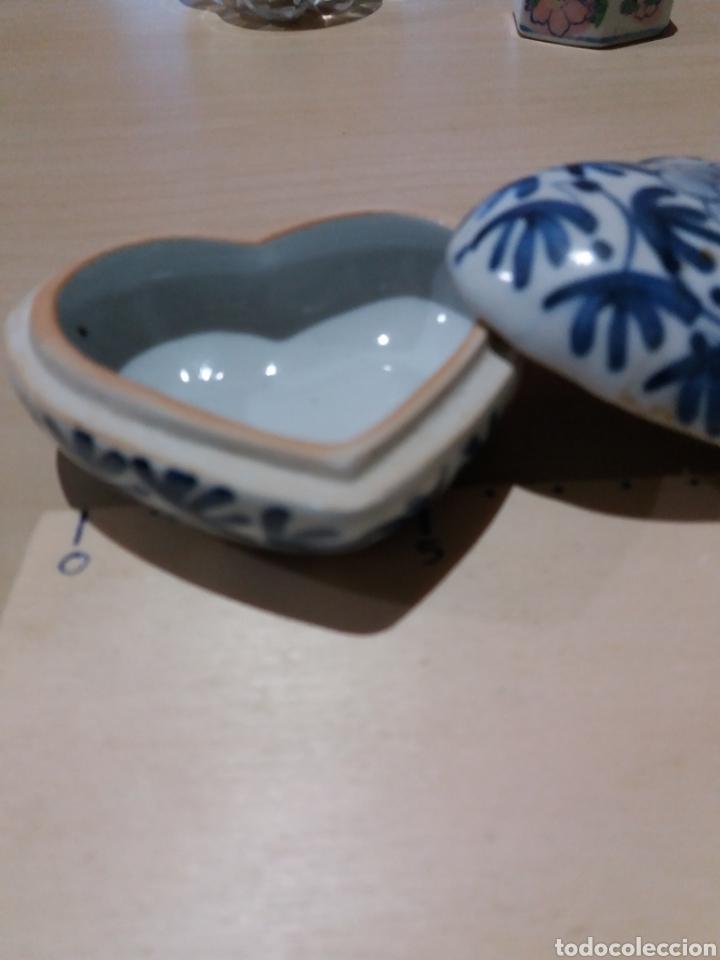 Cajas y cajitas metálicas: Cajita porcelana - Foto 2 - 189497500