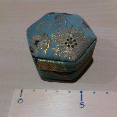 Cajas y cajitas metálicas: CAJITA. Lote 189499261
