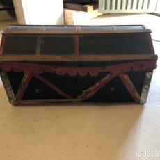 Cajas y cajitas metálicas: CAJA. Lote 192775725