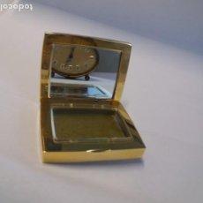 Cajas y cajitas metálicas: DELICADA CAJA CHRISTIAN DIOR CREMA DE PERFUME ORIGINAL. Lote 192932605