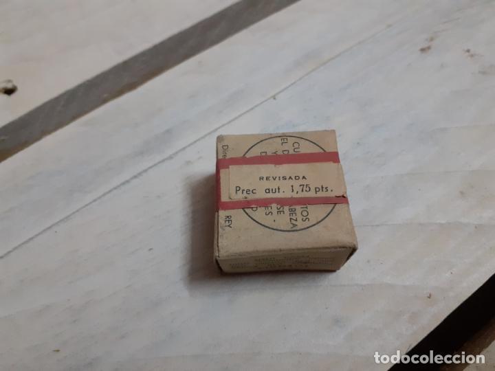Cajas y cajitas metálicas: CAJA DE FARMACIA SELLO YER CON CAFEÍNA // SIN DESPRECINTAR - Foto 2 - 194246753