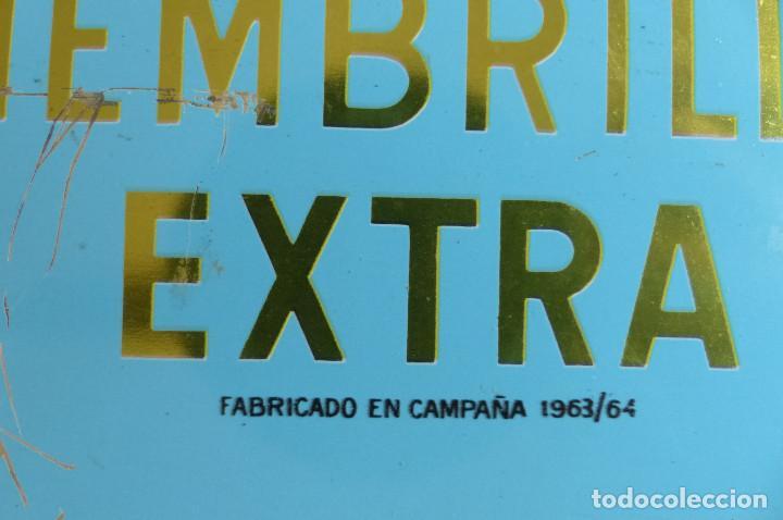 Cajas y cajitas metálicas: CAJA METALICA MEMBRILLO EL DIVINO PASTOR. ANTIGUA. BIEN CONSERVADA - Foto 6 - 194254258