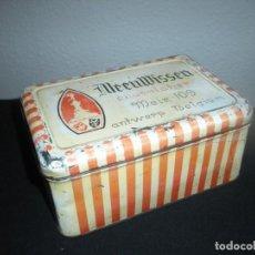 Cajas y cajitas metálicas: VARIAS CAJAS METÁLICAS. Lote 194262318