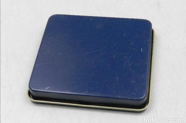 Cajas y cajitas metálicas: Caja tabaco Ducados - Foto 3 - 194294300