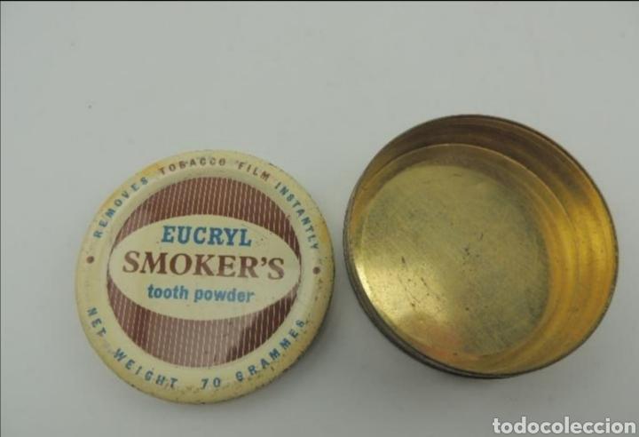 Cajas y cajitas metálicas: Caja Smokers inglesa - Foto 2 - 194294523