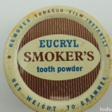 Cajas y cajitas metálicas: CAJA SMOKER'S INGLESA. Lote 194294523