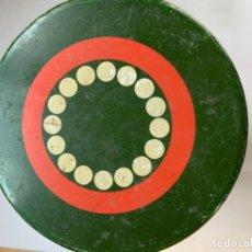 Cajas y cajitas metálicas: LATA DE COLACAO AÑOS FINALES 70 PRIMEROS 80. Lote 194315761