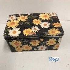Cajas y cajitas metálicas: CAJA DE COLA CAO. Lote 194321177