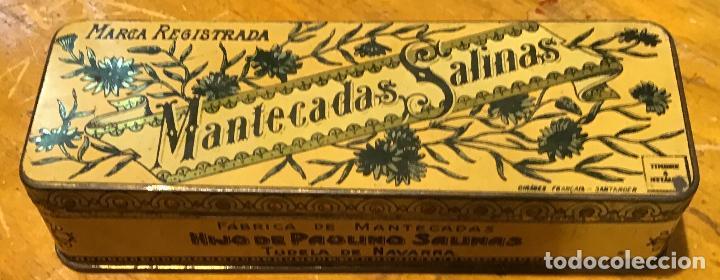 Cajas y cajitas metálicas: ANTIGUAS CAJAS SERIGRAFIADAS - Foto 16 - 194519655