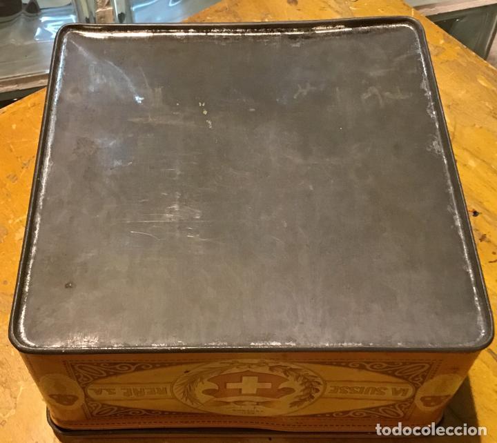 Cajas y cajitas metálicas: ANTIGUAS CAJAS SERIGRAFIADAS - Foto 17 - 194519655