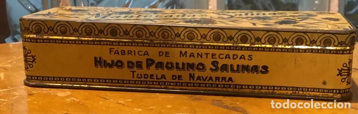 Cajas y cajitas metálicas: ANTIGUAS CAJAS SERIGRAFIADAS - Foto 18 - 194519655