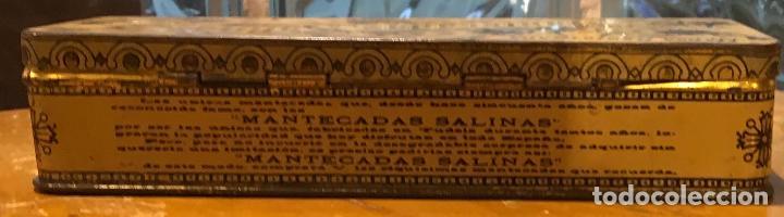 Cajas y cajitas metálicas: ANTIGUAS CAJAS SERIGRAFIADAS - Foto 19 - 194519655