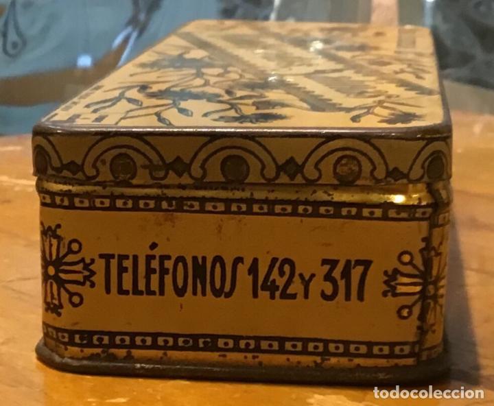 Cajas y cajitas metálicas: ANTIGUAS CAJAS SERIGRAFIADAS - Foto 20 - 194519655
