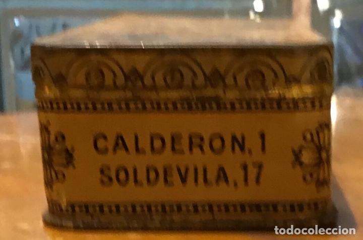 Cajas y cajitas metálicas: ANTIGUAS CAJAS SERIGRAFIADAS - Foto 22 - 194519655
