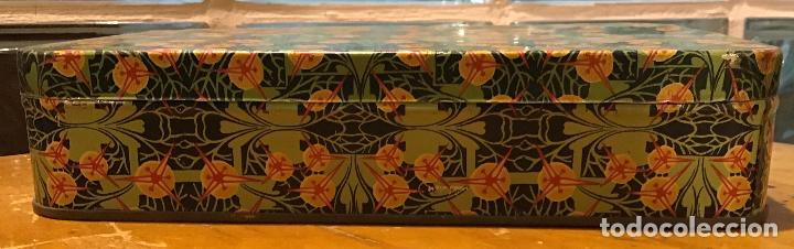 Cajas y cajitas metálicas: ANTIGUAS CAJAS SERIGRAFIADAS - Foto 26 - 194519655