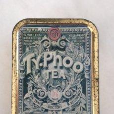 Cajas y cajitas metálicas: TY-PHOO TEA CAJA METÁLICA. Lote 194648763