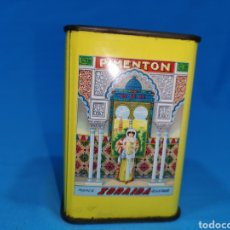 Cajas y cajitas metálicas: LATA DE PIMENTÓN, ZORAIDA. ESPINARDO (MURCIA). Lote 194763598