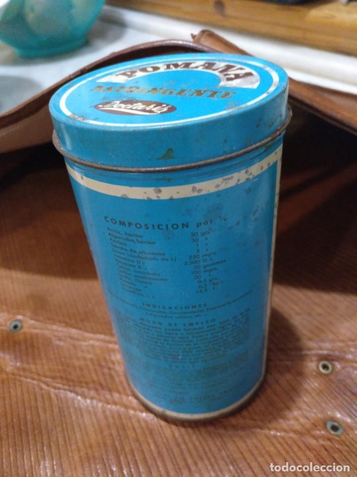 Cajas y cajitas metálicas: BOTE MEDICAMENTO POMANA - Foto 3 - 194888687