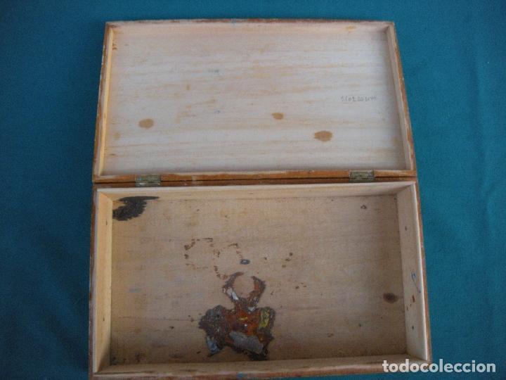 Cajas y cajitas metálicas: CAJA DULCES Y CONFITURAS LOS NADALES FRANCISCO NADAL LA RAYA MURCIA - Foto 2 - 194899190