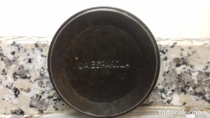 Cajas y cajitas metálicas: ANTIGUA LATA DE CREMA LA ESPAÑOLA - Foto 7 - 194906191