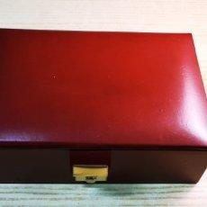 Cajas y cajitas metálicas: CAJA JOYERO. Lote 195131092