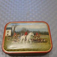 Cajas y cajitas metálicas: CAJA DE LATA SHARPS. Lote 195432578