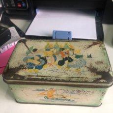 Cajas y cajitas metálicas: CAJA METÁLICA. Lote 197760861