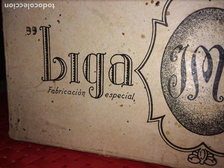 Cajas y cajitas metálicas: LIGA GOL - CAJA AÑOS 20 - FABRICACION ESPECIAL - NOMBRE REGISTRADO - SÓLO LA CAJA - Foto 2 - 197777407