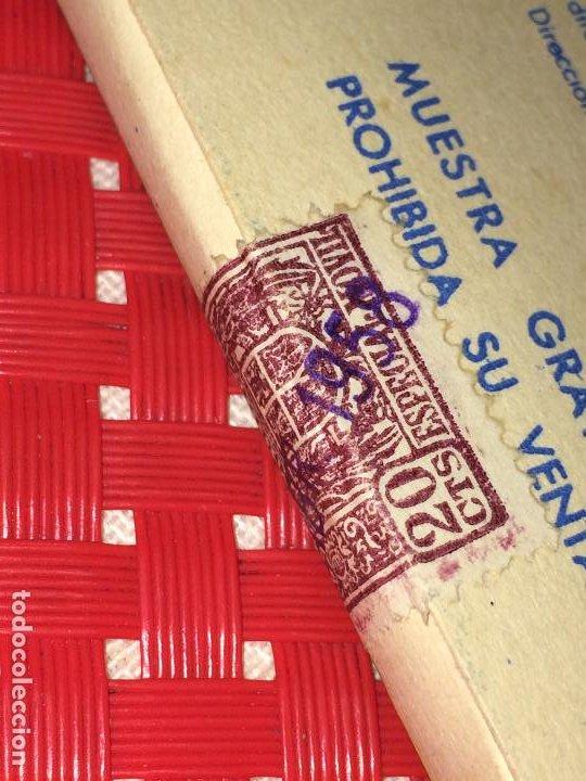Cajas y cajitas metálicas: TIPOLIN POMADA LAMINADA - CAJA CON POMADA - AÑO 1958 - LABORATORIO DE IND. UNIVERSO, S. A. - Foto 3 - 197869461
