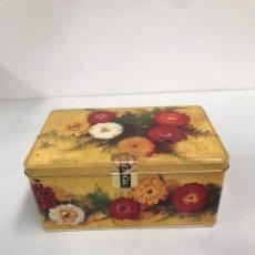Cajas y cajitas metálicas: CAJA METÁLICA DE COLA CAO. Lote 199668160
