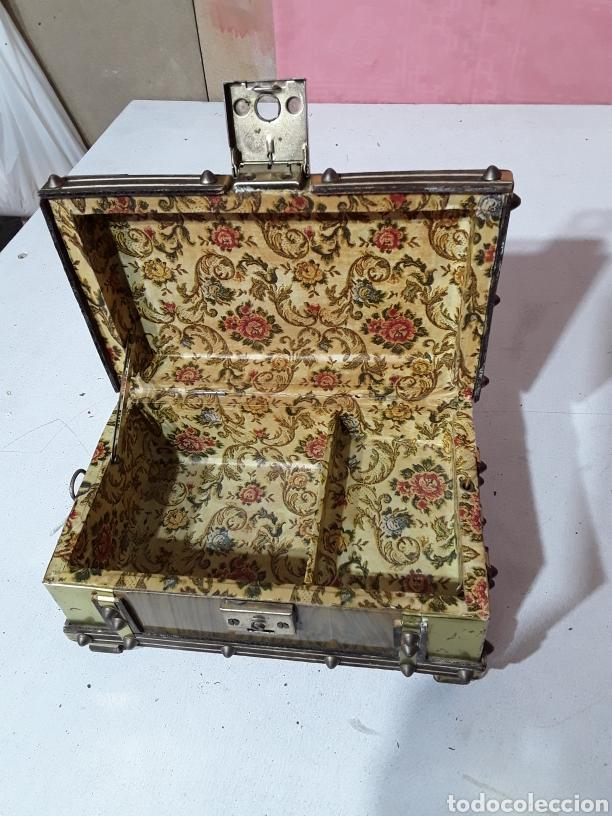 Cajas y cajitas metálicas: caja de musica vintage ! Viva España! - Foto 5 - 244966625