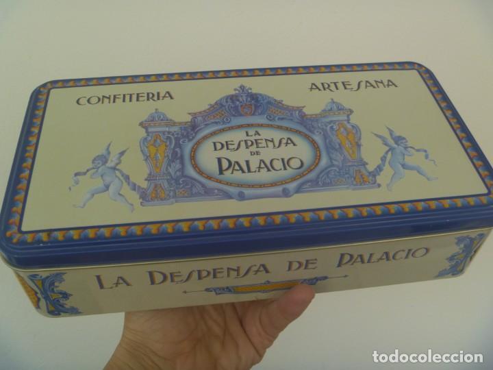 Caja De Metal De Confiteria Artesana La Despens Comprar Cajas Antiguas Y Cajitas Metálicas En Todocoleccion 201758638