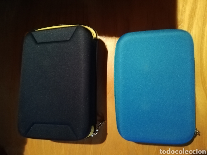 Cajas y cajitas metálicas: Lote de 2 Cajas reloj Calypso - Foto 2 - 202489277