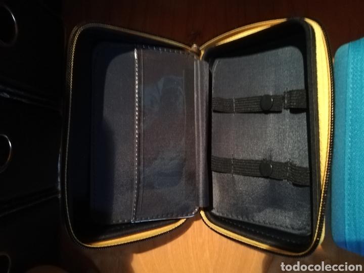 Cajas y cajitas metálicas: Lote de 2 Cajas reloj Calypso - Foto 3 - 202489277