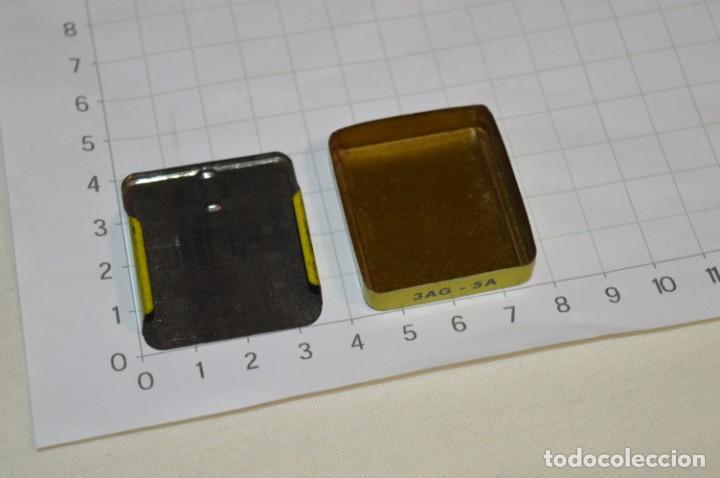 Cajas y cajitas metálicas: Lote 03 / Vintage 3 antiguas cajas de hojalata - Variadas y diferentes tamaños ¡Preciosas, MIRA! - Foto 18 - 203180776