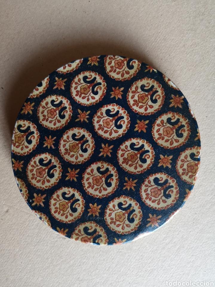 Cajas y cajitas metálicas: Antiguo Bote o Caja de Lata Redonda de la Marca Rifacli - Foto 5 - 203182120