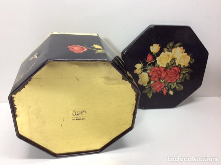 Cajas y cajitas metálicas: Caja Metálica IRA Germany 19x19x1.5cm - Foto 3 - 203248223