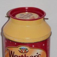 Cajas y cajitas metálicas: LATA DE MARCA WERTHER'S. Lote 206523651