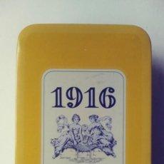Cajas y cajitas metálicas: MYRURGIA 1916 CAJA DE LATA VACIA. Lote 206895482